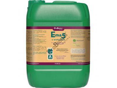 Ema5 z wrotyczem - 10 litrów