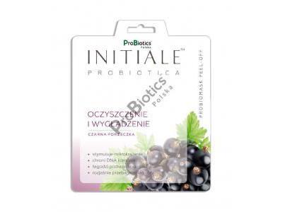 MASECZKA INITIALE PROBIOTICA (oczyszczenie i wygładzenie - czarna porzeczka) 12 g