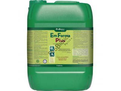 EmFarma Plus - 10 litrów